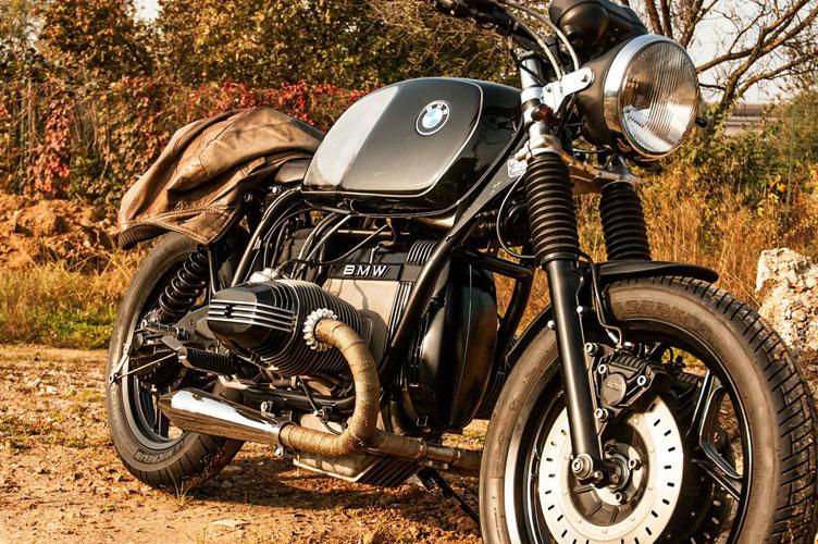 Artebiker N° 001 Cafe Racer BMW R 80