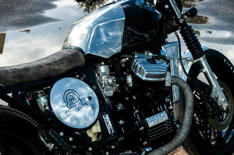 Artebiker  N° 003 Old Style Racer Honda CX 650