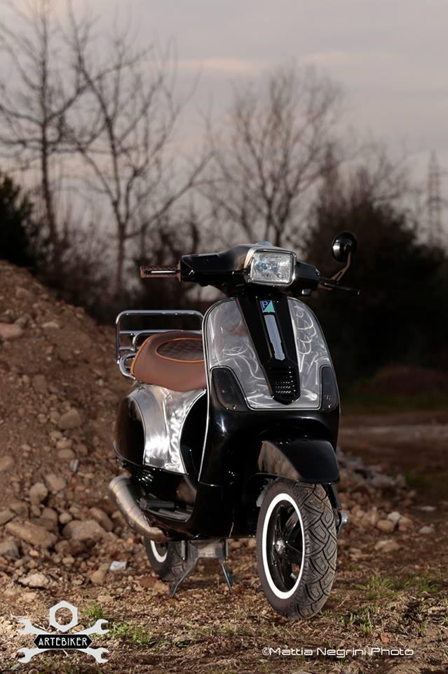Artebiker Piaggio Vespa 50 s 2t